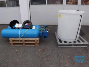 show details - double water softener unit