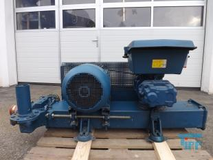 show details - 438 m³/h 0,55 bar rotary pisten blower