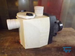 show details - SPECK BC 40/16 A selbsansaugende Kreiselpumpe aus Kunststoff