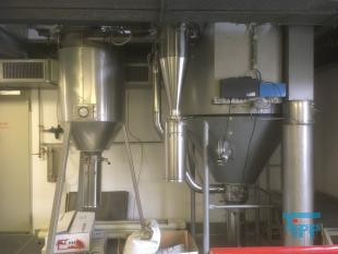 show details - Spray drying system from Niro / atomizing dryer with 194 operating hours