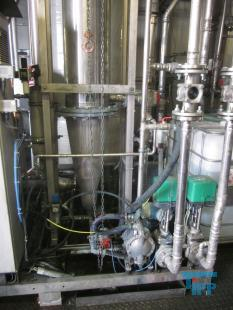 show details - ultrafiltration plant for separation of emulsions