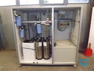 show details - Ultrapure water system with reverse osmosis with softening