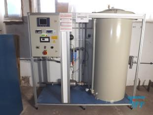 show details - automatic pH neutralization plant with tank