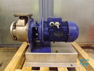 show details - pump made of STAINLESS STEEL, centrifugal pump, , centrifugal pump pump head made of stainless steel