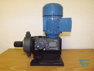 show details - 27 I/hour GRUNDFOS metering pump, chemical metering pump, piston diaphragm metering pump