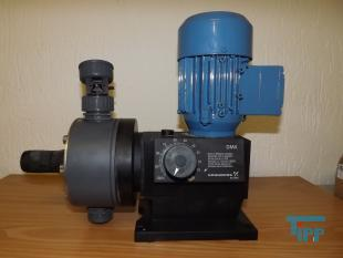 show details - 115 I/hour GRUNDFOS metering pump, chemical metering pump, piston diaphragm metering pump