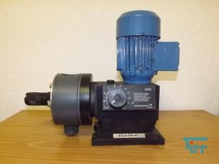 show details - chemical metering pump, piston diaphragm metering pump