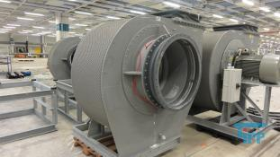 show details -  Centrifugal fan, fan, blower for aggressive gases