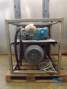 show details - High pressure pump / piston plunger pump
