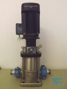 show details - multi stage pump stainless steel
