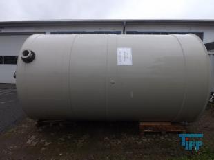 show details - flat bottom PP tank