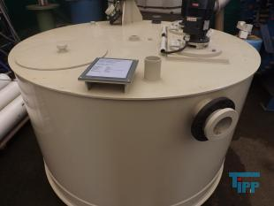 show details - pump station PP with 2 X centrifugal pump