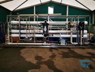 show details - Reverse osmosis system without own control / membrane filter system