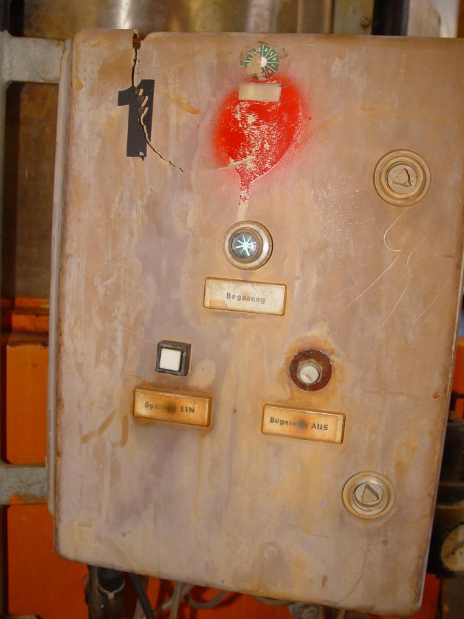 gebrauchte gebrauchtes gebrauchter zentrifuge trommelzentrifuge gebraucht 23743 typ. Black Bedroom Furniture Sets. Home Design Ideas