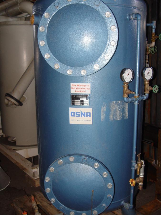 Kiesfilter, Druckbehälter, Druckkessel | gebraucht - 24177 ...
