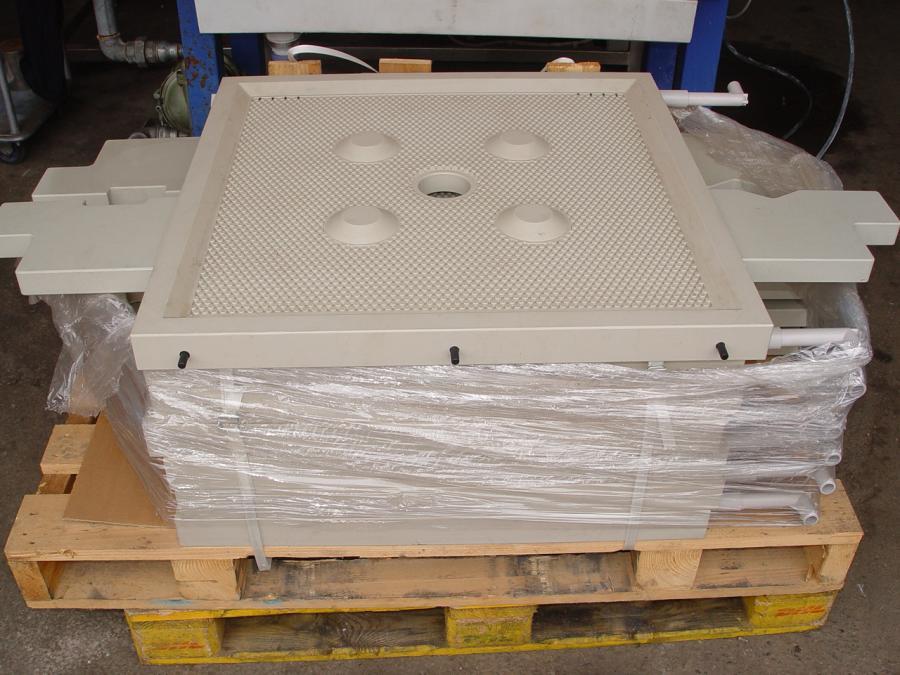 gebrauchte gebrauchtes gebrauchter filterplatten f r kammerfilterpresse gebraucht 24327. Black Bedroom Furniture Sets. Home Design Ideas
