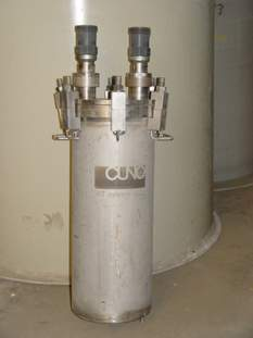details anzeigen - Filtergehäuse zur Flüssigkeitsfiltration/ Scheiben-Filter/ Kerzenfiltergehäuse für gekapselte Filtereinsätze