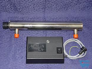 details anzeigen - UV-Desinfektionsgerät, UV-Anlage