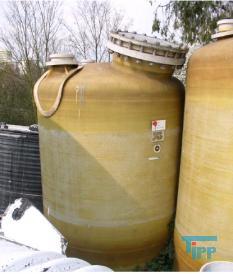 details anzeigen - Kunststoffbehälter / Rundbehälter / GfK-Behälter