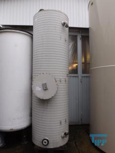 details anzeigen - Behälter aus Polypropylen mit Flachboden /