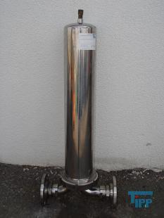 details anzeigen - Jumbo Kerzenfiltergehäuse für Filterkerzen mit Adapter