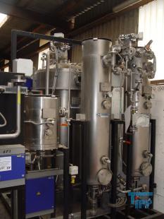 details anzeigen - Gastrockneranlage/ Adsorber/ Absorberanlage z.B. zur Gastrocknung vor Ozonanlagen