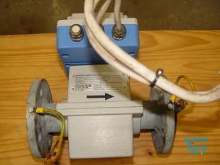 details anzeigen - FISCHER & PORTER-magnetisch-induktiver Durchflussmesser / IDM / MID