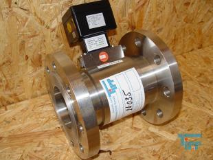 details anzeigen - Thermischer Massedurchflussmesser für Gase/ Massendurchflussmesser