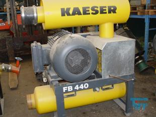 details anzeigen - KAESER-Wälzkolbengebläse / Gebläse / Aggregat