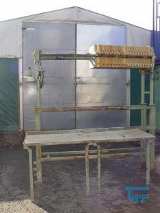 details anzeigen - NETZSCH-Kammerfilterpresse zur Schlammentwässerung in Galvanikanlagen, Beizerei und Recyclingwirtschaft