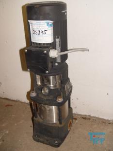 details anzeigen - GRUNDFOS CR5-mehrstufige Edelstahl Kreiselpumpe, Hochdruckpumpe, Vertikale Kreiselpumpe