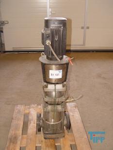 details anzeigen -  Kreiselpumpe, Stehende Kreiselpumpe, Hochdruckpumpe