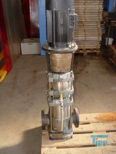 details anzeigen -  Kreiselpumpe, stehende Edelstahlkreiselpumpe, Druckpumpe