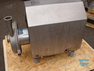 details anzeigen - Kreiselpumpe, Edelstahlkreiselpumpe, Hygienepumpe, Kreiselpumpe für den Hygienebereich
