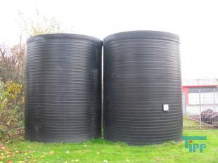 details anzeigen - PE-Lagertank / Speicherbehälter / PE-Behälter