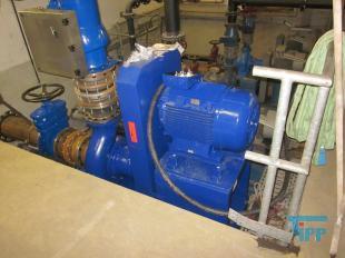 details anzeigen - Kreiselpumpe, Schmutzwasserpumpe