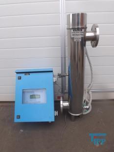 details anzeigen - UV-Anlage zur Restozonvernichtung und Desinfektion; UV-Anlage