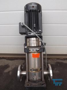 details anzeigen - GRUNDFOS CRN4-Mehrstufige Edelstahl Kreiselpumpe, Hochdruckpumpe, Vertikale Kreiselpumpe