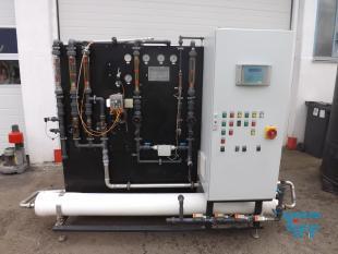 details anzeigen - Umkehrosmoseanlage mit Elektrodeionisation EDI zur Reinstwasserherstellung / Vollentsalzung