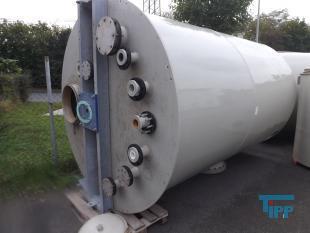 details anzeigen - Abwasserreaktionsbehälter mit konischem Boden / Rundbehälter/Behandlungsbehälter/Rührwerksbehälter/Speicherbehälter