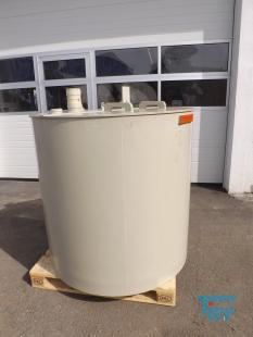 details anzeigen - Rundbehälter / Behandlungsbehälter / Speicherbehälter / tank