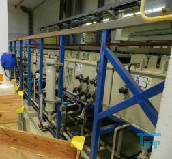 details anzeigen - Galvanik Anlage / Galvanische Anlage / Galvanoautomat / Eloxal-Entschichtung
