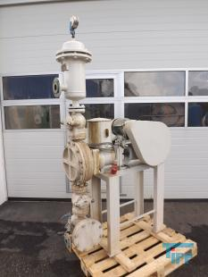 details anzeigen - Kolbenmembranpumpe zur Kammerfilterpressenbeschickung