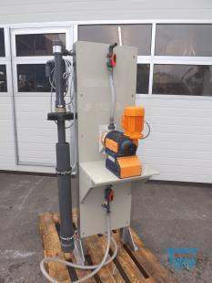 details anzeigen - Dosierpumpe / Dosierstation mit ProMinent-Pumpe sowie Sauglanze / Pumpstation