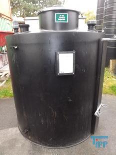 details anzeigen - Chemikalienlagertank / Speichertank / Behandlungsbehälter