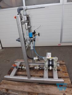 details anzeigen - Druckluftmembranpumpe /Pumpstation / Pumpeinheit