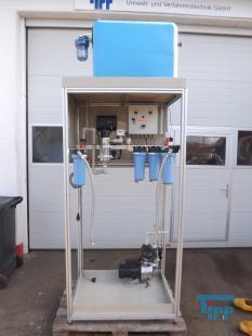 details anzeigen - Vollentsalzungsanlage mit Filtern und UV-Anlage zur Desinfektion ohne Wechselpatronen