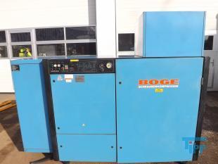 details anzeigen - Druckluftkompressor, ölgeschmierter Schraubenkompressor, Schraubenverdichter