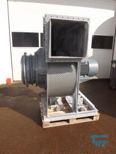 details anzeigen - Radialventilator , Ventilator, Gebläse für agressive Gase