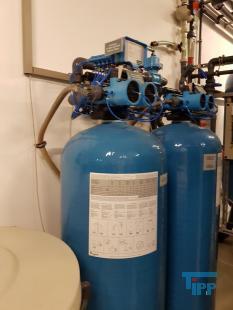 details anzeigen - Wasserenthärtungsanlage / Doppelenthärtungsanlage; Enthärtung; Filter
